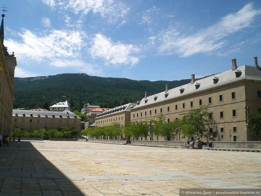 Королевская резиденция Эскориал