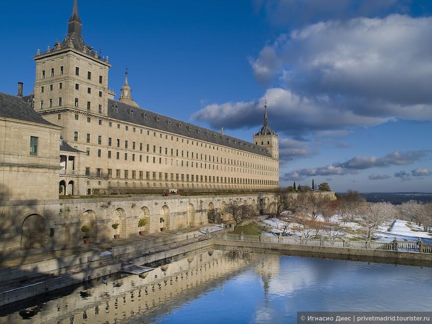 Королевский дворец Эскориаль