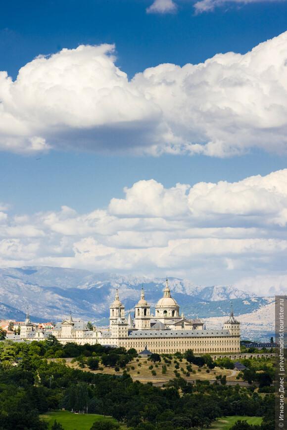 Панорама Эскориаля
