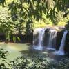 Водопады плато Болавен