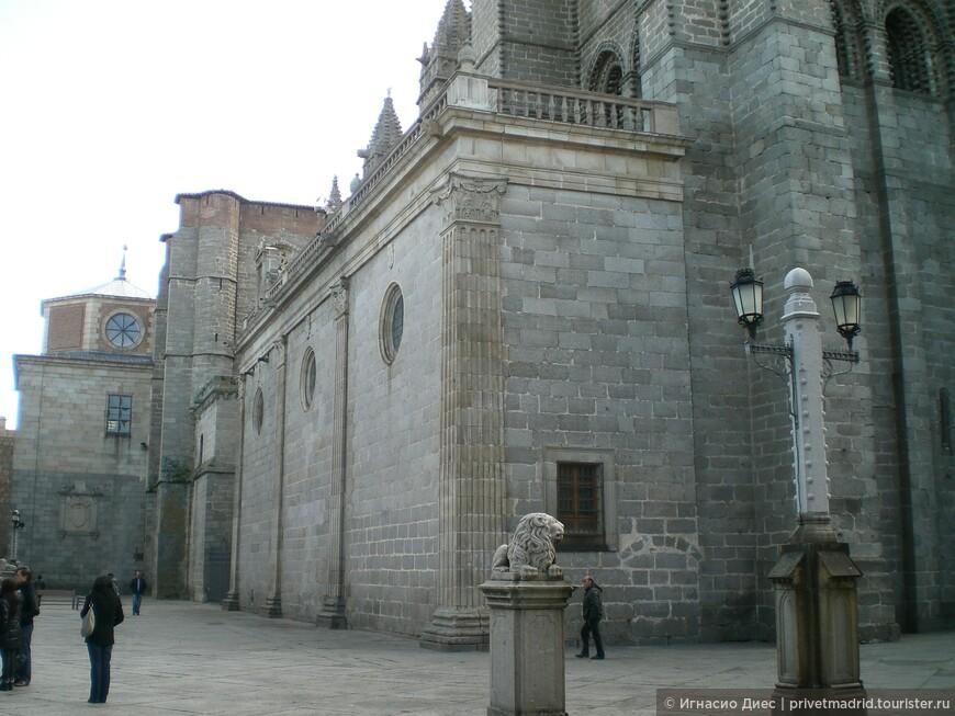 Город Авила