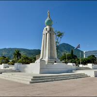 Вокруг света за 30 дней. Сан-Сальвадор — Спаситель Мира