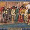 Святая Жанна узнает короля среди других