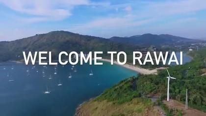Пляжи района Раваи – Найхарн, Януй, Аосен, набережная Раваи., 01:08