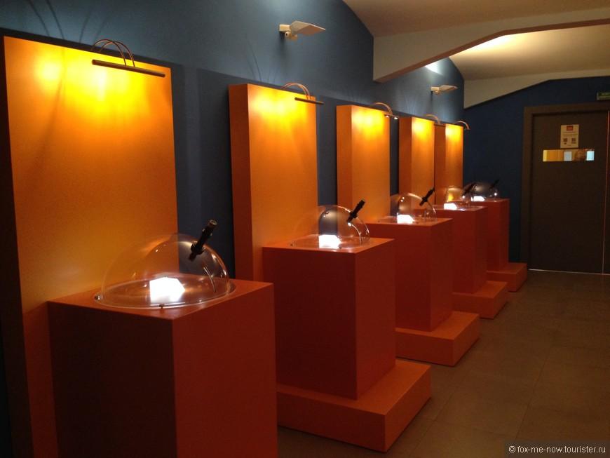 Музей миниатюр, Бесалу