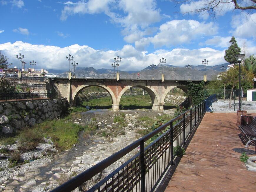 Мост через реку Chillar