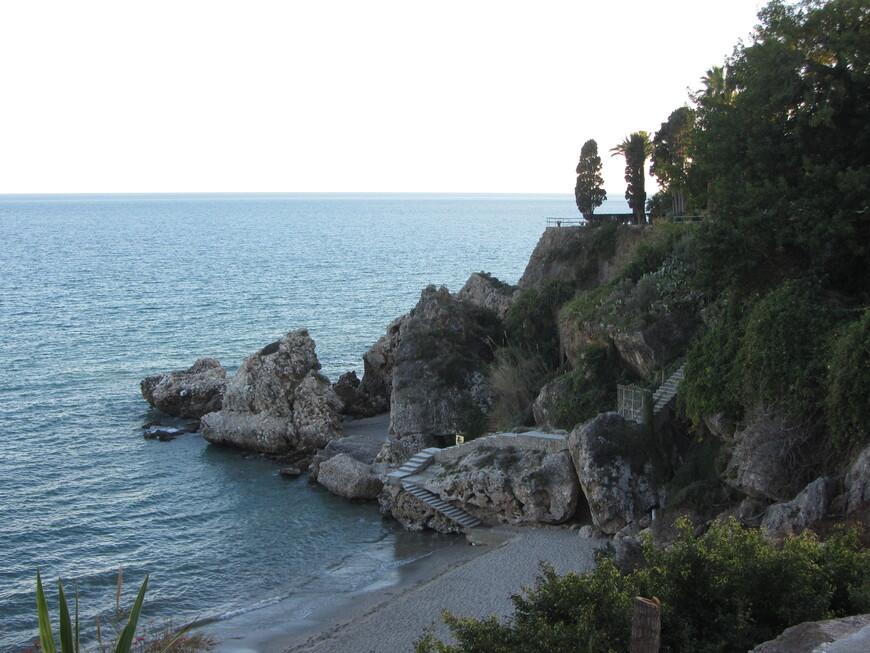 Пляж Carabeillo