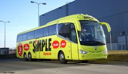 На автобусе из Петербурга в Таллин за 199 рублей
