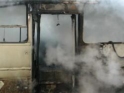 Взрыв автобуса в Ереване: есть погибшие