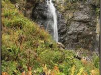 К Гвелетскому водопаду.