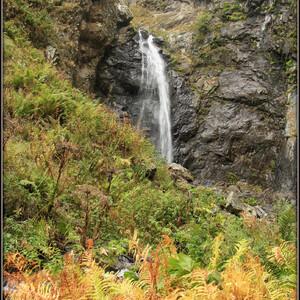 К Гвелетскому водопаду