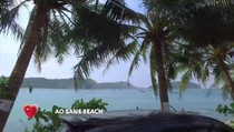 Пляж Ао Сен, район Раваи, юг острова Пхукет, 00:17