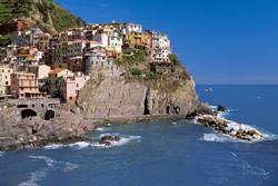 У берегов Генуи образовалось нефтяное пятно