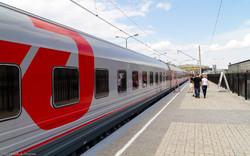 РЖД запускает дополнительные поезда из Екатеринбурга к морю