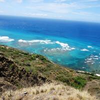 Самостоятельно на Гавайи. Подъем на вулкан.