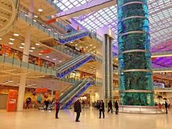 Аквариум московского торгового центра внесён в Книгу рекордов Гиннесса