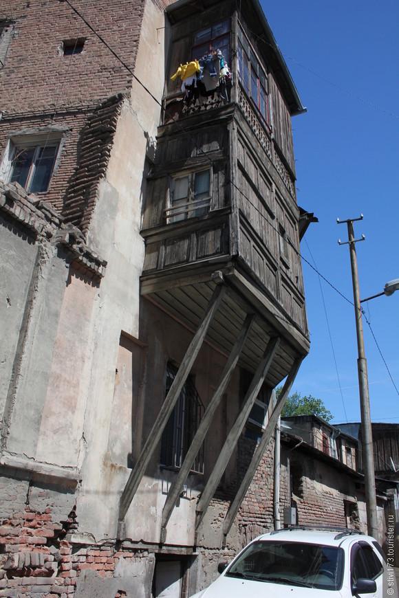тбилисские балконы
