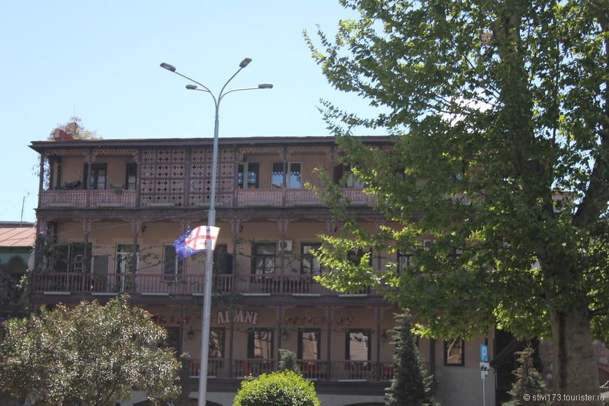 Еще тбилисские балконы