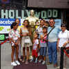 Голливудская «Аллея Звезд»