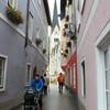 переулки города