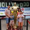 Аллея Звёзд на Голливуд бульваре