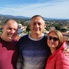 С туристами в Санта-Барбаре