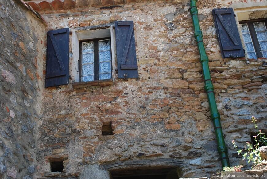 Средневековый домик в Кастельну