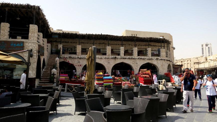 Souk Waqif (Старый рынок)