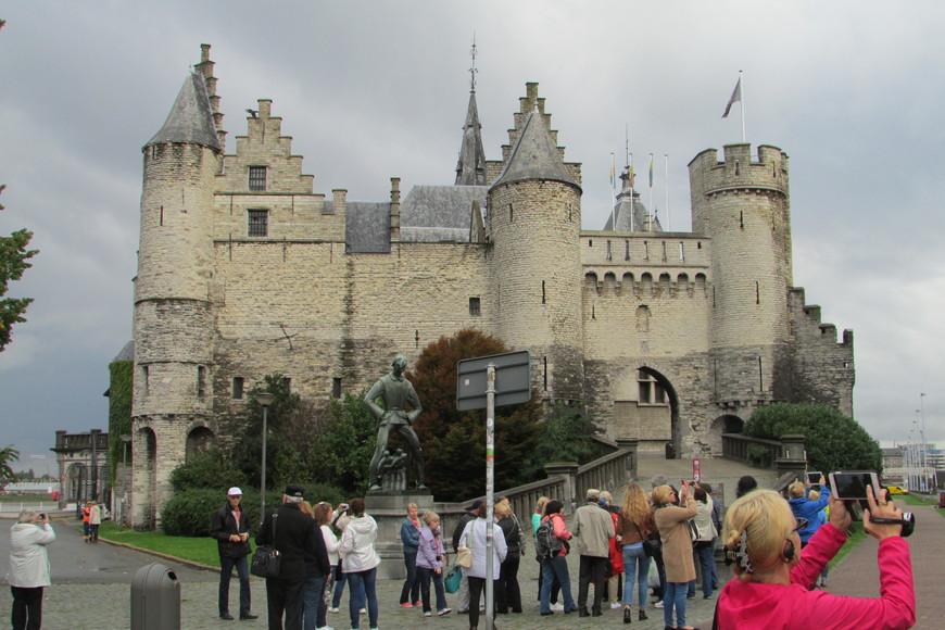 Замок Стен.