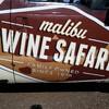 Сафари с дегустацией калифорнийских вин на ранчо Саддлрок в Малибу