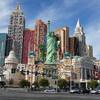 Лас-Вегас - отель Нью-Йорк, Нью-Йорк
