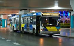 Забастовка парализовала общественный транспорт Греции