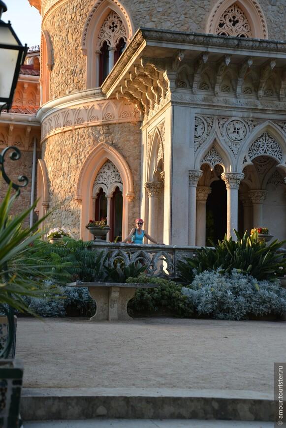 Дворец Монсеррат в Синтре. Построенный в 1856 году в мавританском стиле для богатого магната Фрэнсиса Кука, занимавшегося торговлей сукном.