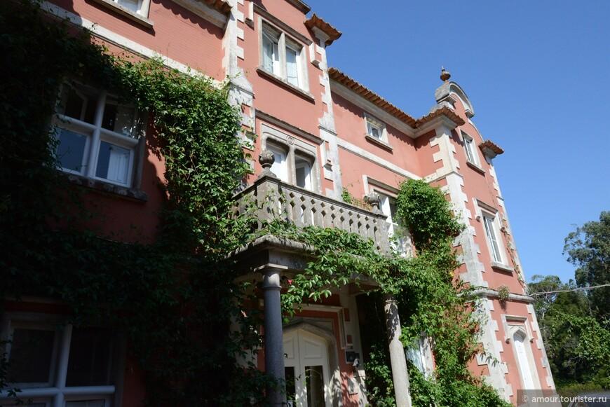 Гостевой дом, где мы жили Quinta Das Murtas.