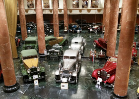 Nethercutt Collection - Автомобильный Музей