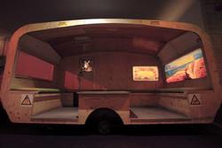 В Испании цирковой фургон превратился в отель