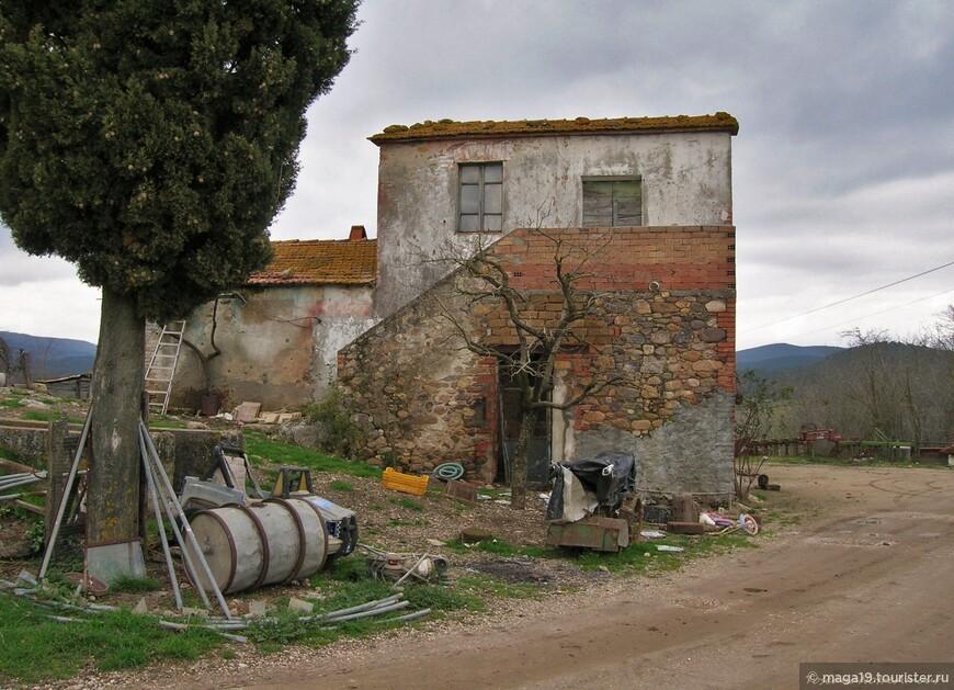 Где-то в Тосканской Маремме.