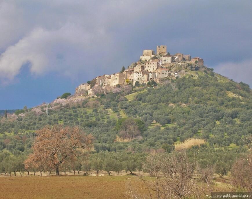 Крепость Монтемасси.
