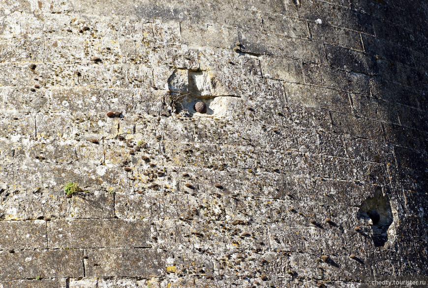В Союзе это называлось «нерациональное использование расходных материалов». Тупым надо быть по таким стенам стрелять.