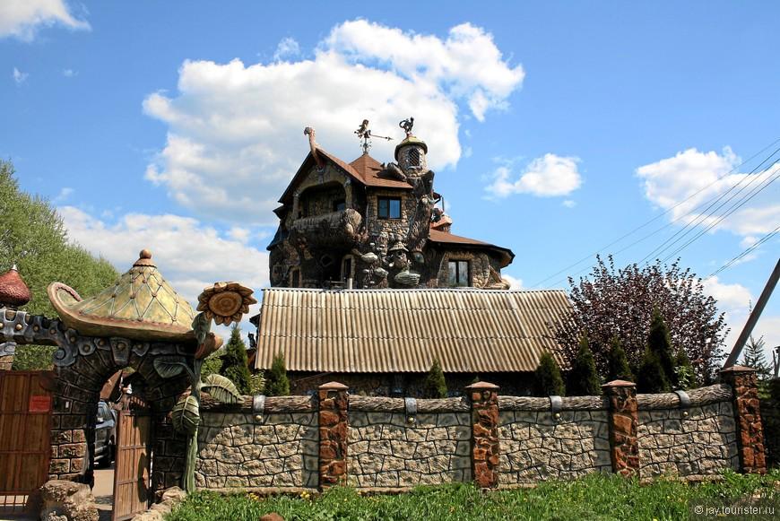 Дом на Старой Казачьей улице