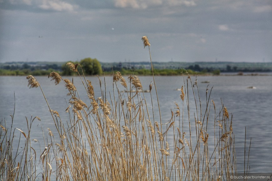 Озеро Неро, в котором Петр-царь, не стал строить свой потешный флот, обозвав озеро мелкой лужей.