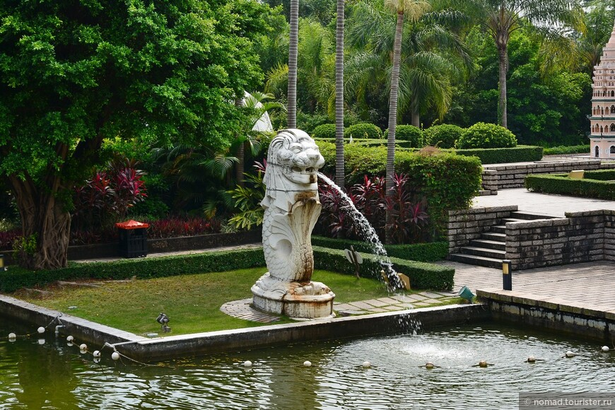 Сингапурский Мерлион.