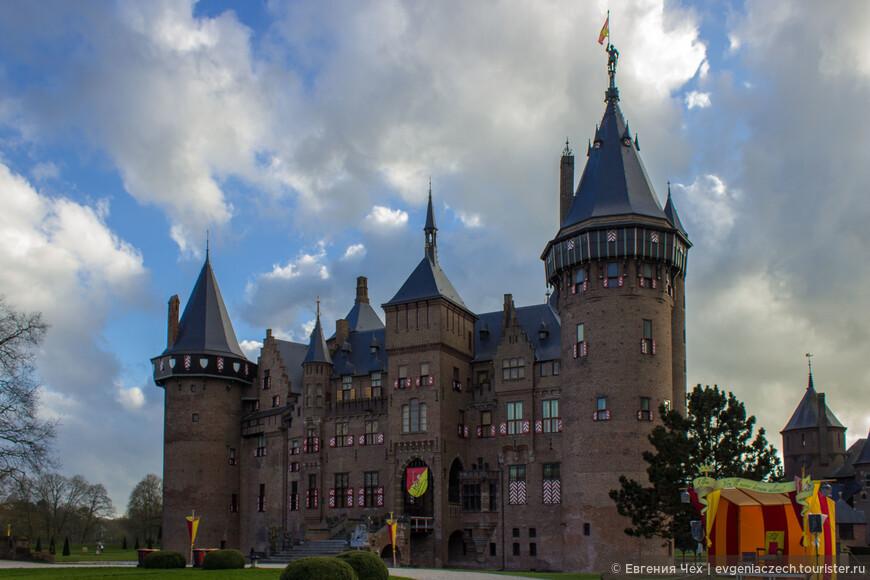 С 18 века замок получает во владение бургомистр Брюгге и член парламента в Объединенном Королевстве Нидерландов Жан-Жак Ван Зёйлен Ван Нейевелт (1752—1846).