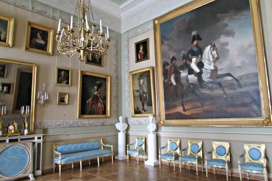 Императорский зал.