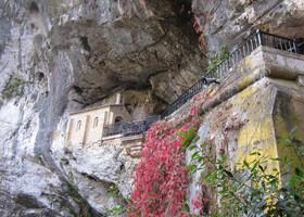 Ковадонга - истоки Астурии