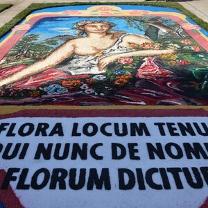 Фестиваль Цветов в Ното