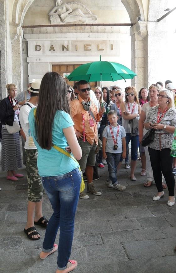 прогулки по Венеции