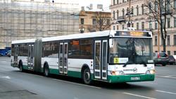 В питерских автобусах появится мобильный аудиогид
