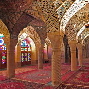 Иран. Еще немного о Ширазе