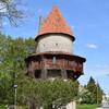 Самая маленькая крепость Эстонии - башня Кийу